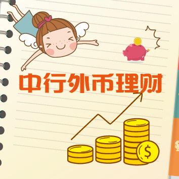 中行外幣理財