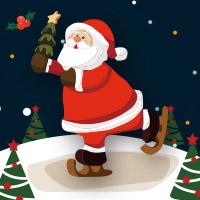 噓!請偷偷打開我給你的圣誕禮物